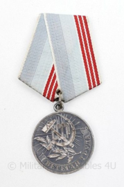 Russische USSR Militaire Verdienste medaille  - 34 mm - origineel