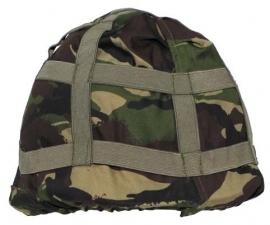 Britse helm cover helm overtrek MK6 - DPM woodland  - origineel