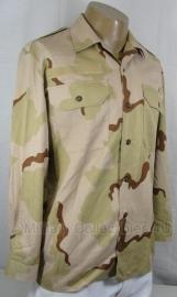 KL desert camo Overhemd  lange mouw - NIEUW in verpakking - maat 6080/ 0005 - origineel