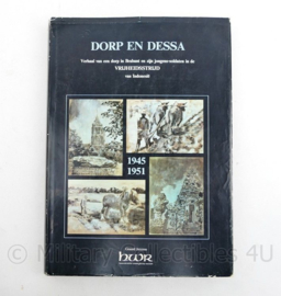 Naslagwerk Dorp en Dessa Vrijheidsstrijd Indonesië 1945 - 1951