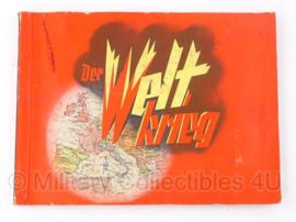 Zigarettenbilder Album - Der Welt Krieg - compleet