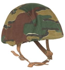 Belgische leger camo helmovertrek - origineel