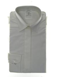 KL DAMES GLT blouse WIT - lange mouw - nieuw in de verpakking - maat 38-4- origineel