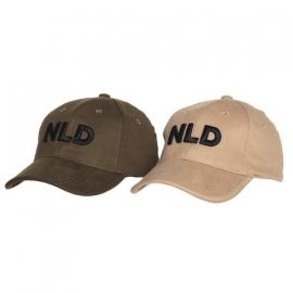 Uruzgan Baseball cap NLD - groen of khaki REPLICA