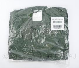 KLU Luchtmacht groen overall vlieger vlamwerend - maker Alpha Industries 2009 - maat 54/ 192  - nieuw in de verpakking - origineel