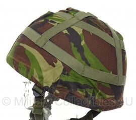 Helmet combat GS MK6 - met DPM cover - medium of Large - origineel