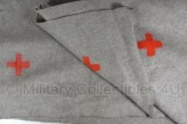 Zwitserse leger deken - ongebruikt - 188 x 160 cm - origineel 1935 tm 1938 - ook wo2!