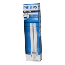 Philips PL-S 7W 827 2P (MASTER) | Zeer Warm Wit - 2-Pin