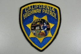 California Highway Patrol patch - origineel