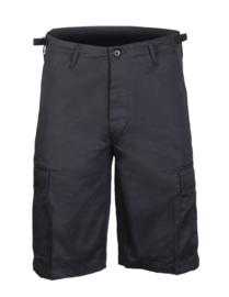 BERMUDA korte broek - Zwart
