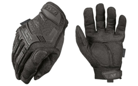 Mechanix Wear M-Pact Covert handschoenen -  BLACK- huidig model - maat Medium - gedragen- origineel