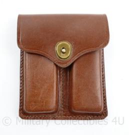 Colt M1911 magazine pouch - leer - met koppellus