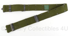 US Army Belt, Individual Equipment, Nylon, LC-1 - stalen sluiting - origineel US Army