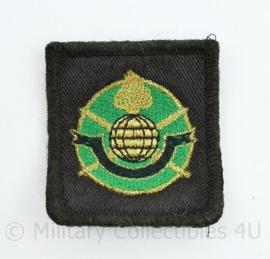 KCT Korps Commandotroepen borst embleem - met klittenband - zeldzaam - 5 x 5,5 cm - origineel