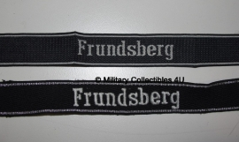 SS cufftitle Frundsberg - 10e SS Panzer Divisie