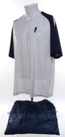 KL Defensie sport shirt en lange broek - merk Li-ning - maat (X)L - ongedragen - origineel