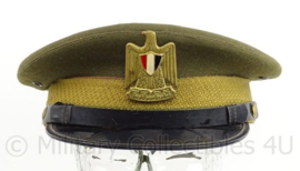 Libische leger pet - maat 55 - origineel