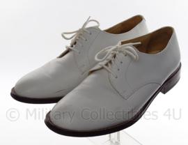 KM Koninklijke Marine Tropen schoenen wit - zeldzaam - maat 10 - origineel