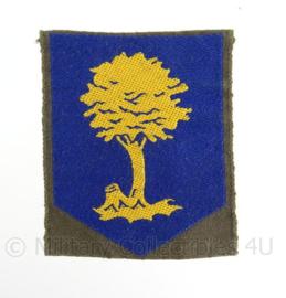 """KL eenheid DT embleem COCKL """"opleiding en trainings commando"""" - 1963/2000 - origineel"""