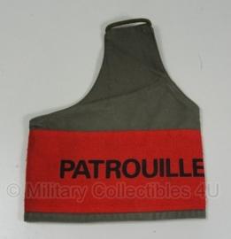 Patrouille arm/ schouderband - origineel