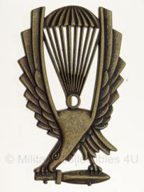 WW2 Italian ITALIAN R.E.I PARATROOPER Parachutists Badge Aquila da petto per Paracadutisti  in geschenk- of displaydoosje