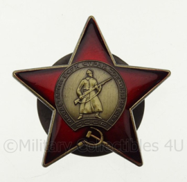 Russische medaille - Russian Order of the Red Star