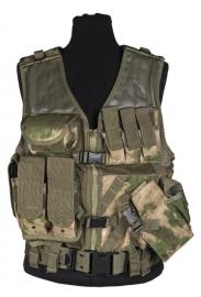 USMC vest met koppel - Mil-Tacs FG camo