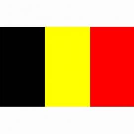 Vlag Belgie - Polyester -  1 x 1,5 meter