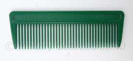 WO2 model Russische kam - groen - afmeting 4 x 12 cm - origineel