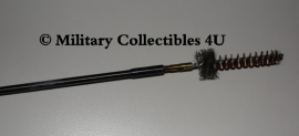 2 in 1 Kamer- en loopborstel voor o.a. K98 , MP40,  MP44 en P08 - origineel leger