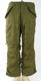 US Army Flight trouser summer - vietnam oorlog  - Decoratief - maat M/short - origineel