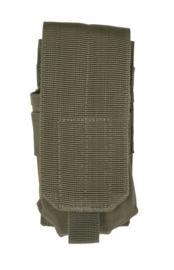Magazijntas Single M4/M16 Magazin pouch koppeltas - MOLLE draagsysteem - 8 x 5 x 17 cm - GROEN
