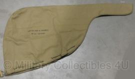US m12 gun & cradle cover replica