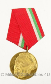 Russische medaille - 100th Anniversary of the Birth of Georgi Dimitrov - origineel