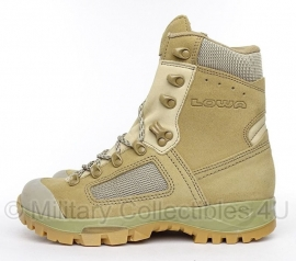 British Army Lowa Uplander Desert Boot -nieuw in de doos - size 6 = maat 39