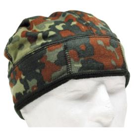 Bundeswehr tactical fleece muts - flecktarn - nieuw gemaakt