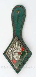 Franse Vreemdelingen Legioen borsthanger - 4e régiment étranger d'Infanterie - origineel