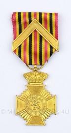Belgische medaille  orde  van leopold II - Origineel
