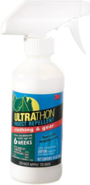 Ultrathon Insect repellent Clothing & Gear spray 236ml Anti insecten & teken spray - nieuw