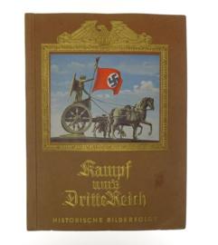 Zigarettenbilder Album - Kampf ums Dritte Reich - compleet