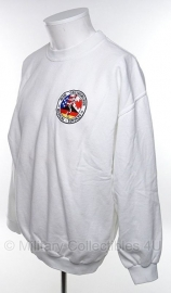 Trui - Sweater Awacs basis MOB Geilenkirchen Medical Services - maat Large of XXL - origineel