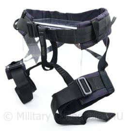 Korps Mariniers kliminstructeur klimgordel klimharnas van het merk Troll RAM SIT Harness- riem 8 cm breed - gedragen - origineel