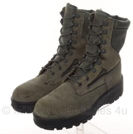 USAF Air Force WELLCO boots - Size 8 R (41 normaal) - licht gedragen - origineel