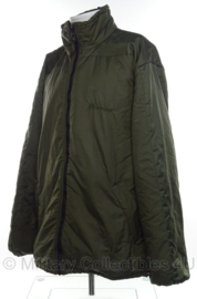 KL Nederlandse leger snugpak Original Sleeka Jacket Code Green omkeerbaar Snugpak Sleeka Elite - maat Large - origineel
