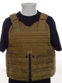 KL Commando Troepen KCT vest - merk MSA Paraclete - maat Medium - origineel