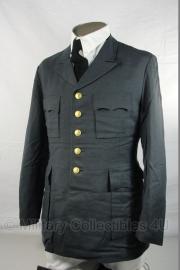 Uitgaans uniform Zweedse Marine - donkerblauw met gouden Marine knopen - origineel