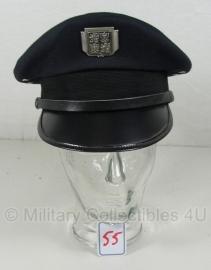 Politie Pet Tjechie - art. 55