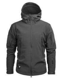 Tactical softshell jas - maat Large -  nieuw gemaakt - Wolfgrey