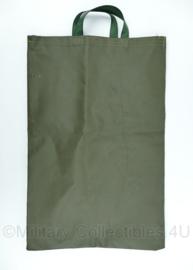 Nederlands leger waterdichte tas - 60,5 x 40 cm - origineel