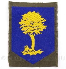 KL Nederlandse leger DT Commando Opleidingen embleem - origineel